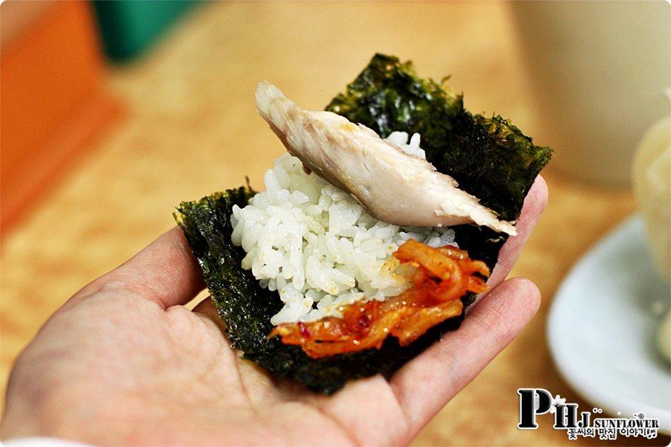 일산맛집-메뉴는 백반 단 한가지!백반 먹을려고 70km달려간사연-장원백반