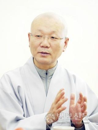잠실불광사 회주 지홍스님- 실천이 참 불자의 모습