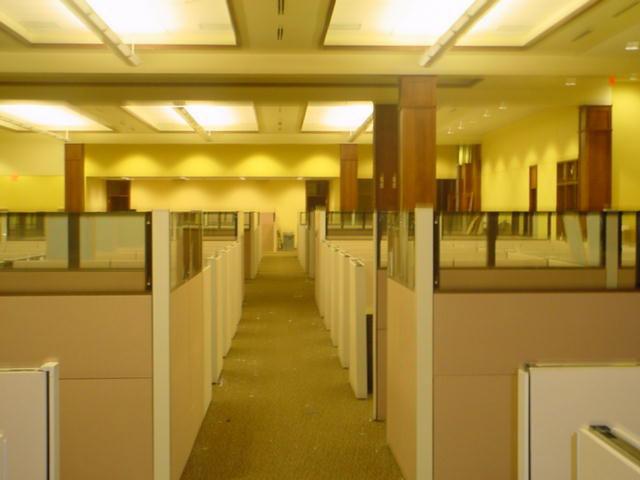 아름다움이 피어나는 사무공간 - 사무용 시스템가구 마이스페이스