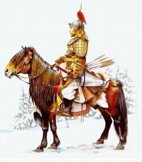몽골대군은 왜 천하무적이었는가?