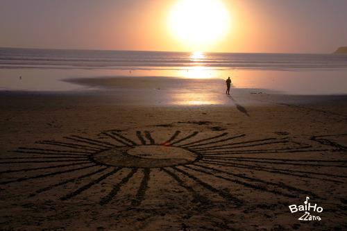 [7.14 2009] 해변의 길손 (Stranger on the Shore)과 문워크 (Moonwalk)