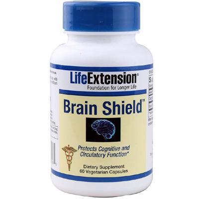 Brain Shield Gastrodin / Life Extension